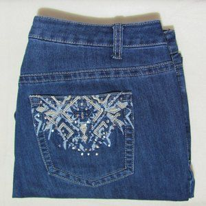 Christopher & Banks Jeans Size 10